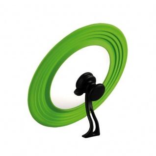 Gundel Silikon Küchenhelfer, ESB groß, grün, Durchmesser 22-30 cm!!!!!