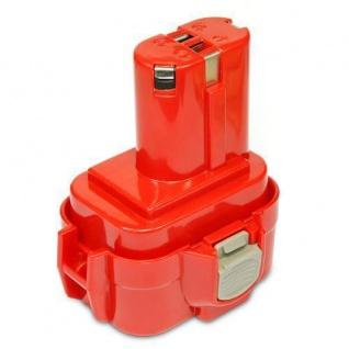 Werkzeugakku Akku battery für Makita Akkuschrauber 192697-A, 193099-3, 6207D - Vorschau