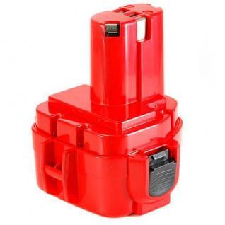 Werkzeugakku accu battery für Makita Akkuschrauber 1200, 1201, 1220, 1222, 1233 - Vorschau