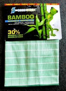 eccoGREEN Bambus Intensivtuch Reinigungstuch brillantes & flusenfreies Ergebnis