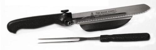 Das Magische Messer für LINKSHÄNDER aus der TV! Küchenmesser Made in Germany