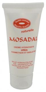 MOSADAL Creme Hydratante Urea - Geprüfter Hornhautentferner für die Fußpflege