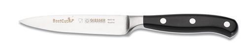 Giesser Messer 10cm BestCut X55 Officemesser Obst-/ Gemüsemesser Rostfrei 864010