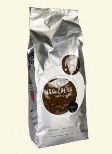 Mauri&Peppe Maxi Crema 1000g Café Crème Kaffebohnen - Kaffee Coffee Kahve Kaffe