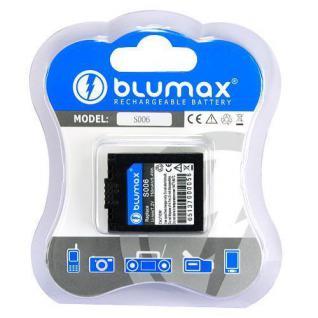 Akku accu battery für Panasonic BP-DC5 J; BP-DC5 U; CGA-S006 CGA-S006A; CGA-S006E