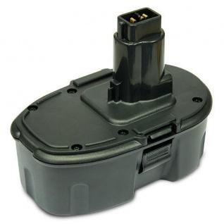 Werkzeugakku accu battery für Dewalt Akkuschrauber DC9096; DE9039; DE9095
