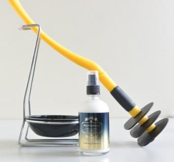 Mr Sanitär Gelb + ZubehörPOPOPOO Toilettenspray Lemon-Vanille Duft NEU!