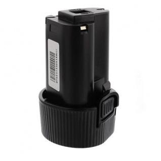 Werkzeugakku accu battery für Makita Akkuschrauber TW100DWE, BL1013, BL1014 - Vorschau 1