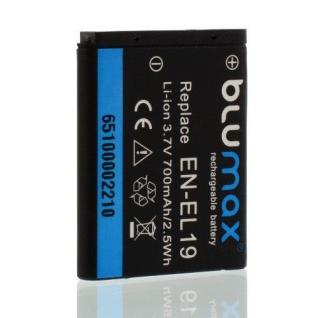 Akku accu battery für Nikon EN-EL19, CoolPix S2600; Coolpix S100; Coolpix S2500