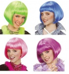 Jenny Jazz Girls Perücke Fashion Look - Farbe wählbarnfrohe Perücke