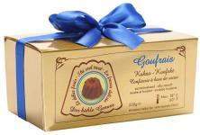 Goufrais Gugelhupf Geschenkpackung 250g Kakaokonfekt 100% Kakaopulver Schokolade