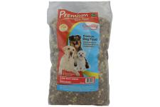 """Premium Best Food Hunde Trockenfutter """" Lamm / Reis Menü Kräcker"""" 10kg"""