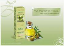 Zigavus Oliven Extrakt Shampoo 450ml gegen trockene, matte und kraftlose Haare!