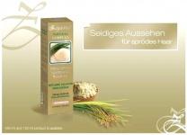 Zigavus Reiskleie Extrakt Shampoo 450ml gegen sprödes Haare! Seidiges Aussehen!
