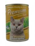 Premium Best Food Katzen Nassfutter mit Wild Geschmack 24x410g, lecker & gesund