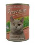 """Premium Best Food Katzen Nassfutter """" Lachs&Thunfisch"""" 24x410g, lecker & gesund"""