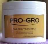 PRO-GRO Hair-Gro Temple Balm für dünner werdendes Haar an Haaransatz & Schläfen