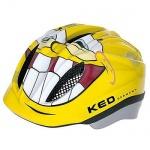 KED Fahrradhelm Meggy Originals, Größe S/M (49-55cm) Spongebob, Made in Germany