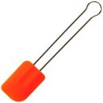 Cookline Teigschaber, 100 % Lebensmittelsilikon, klein 24 cm, Farbe wählbar