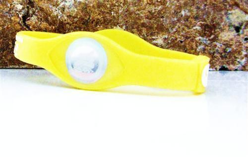 i-spirit Hologramm Armband - Frequenz: Drachen / Glück Farbe wählbar: Neon Gelb, Size:
