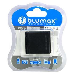 AKKU ACCU Battery für Panasonic Original BLUMAX