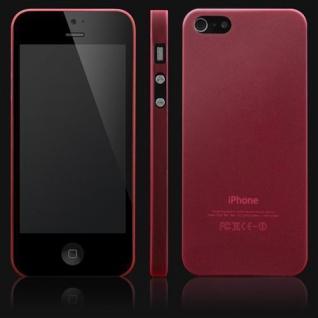 Für Apple iPhone 5 SE, 5C, 5S TPU Case/Cover/Bumper/Hülle/Farbe wählbar