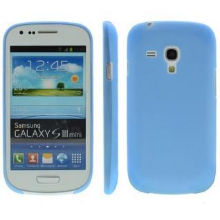 Für Samsung S3 mini /i8190 TPU Case/Cover/Bumper/Hülle/Farbe wählbar