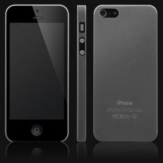 Schutzhülle für Apple iPhone 5 SE, 5C, 5S TPU/Cover/Bumper/Schale/Farbe wählbar