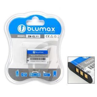 Akku Accu Battery Original Blumax für