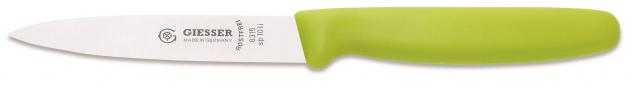 Giesser Gemüsemesser in der Farbe wählbar Limette mit Klingenlänge Made in Germany