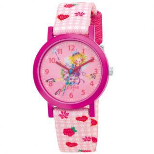Prinzessin Lillifee Armband Uhr pink
