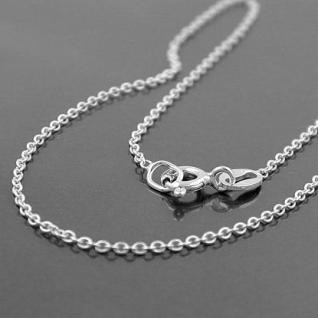 Diamant Schutzengel Anhänger mit Kette Silber - Vorschau 3