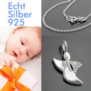 Kinder Engel Kette Silber