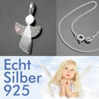 Engel Kette Silber