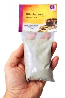 BERK Räuchersand 200 Gramm - extra feiner Quarzsand