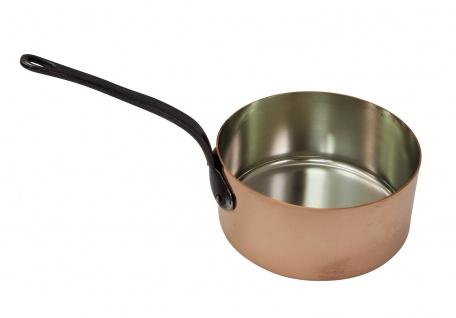 BAUMALU Kasserolle 16 cm / 1, 5 Liter verzinnt - schwere Qualität