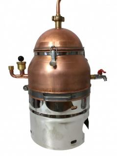 """"""" MS"""" Wasserbad-Destille """" Hobby"""" 6 Liter - Vorschau 3"""