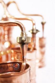 """"""" CopperGarden"""" Alembik 3 Liter - genietet & biodicht - Vorschau 4"""