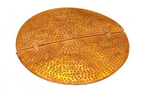 """"""" CopperGarden®"""" Maischesieb 200 Liter aus Kupfer - damit Ihre Maische nicht anbrennt - Vorschau 4"""