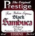 """ Prestige"" Black Sambuca Essenz 20ml 2"