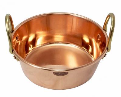 """"""" CopperGarden®"""" 5, 4 Liter Marmeladentopf 28 cm"""