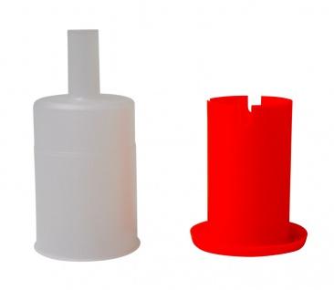 Speidel Gärspund 17 mm - 2tlg. Getränkeschützer / Gährröhrchen - Vorschau 2