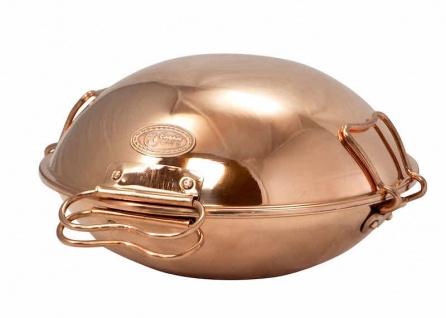 """ CopperGarden®"" 24 cm Cataplana Bräter - glatt"