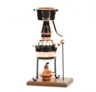 """"""" CopperGarden"""" Destille Alquitara (0, 5 L) mit Spiritusbrenner - Vorschau 3"""