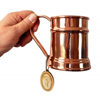 """"""" CopperGarden®"""" Kupfertasse ? Humpen 0, 5 Liter - Vorschau 3"""