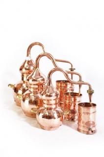 """"""" CopperGarden"""" Alembik 3 Liter - genietet & biodicht - Vorschau 3"""