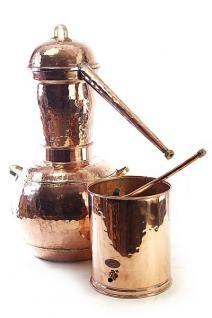 """"""" CopperGarden®"""" Destille Arabia 10L mit Al-Ambik® Thermometer"""