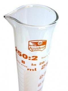 """"""" Hecht"""" Messzylinder 250 ml - Laborglas"""