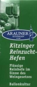 """ Arauner"" Hefe-Lebendkultur "" Malaga"" (20ml) - Vorschau 2"