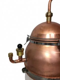""""""" MS"""" Wasserbad-Destille """" Hobby"""" 6 Liter - Vorschau 5"""